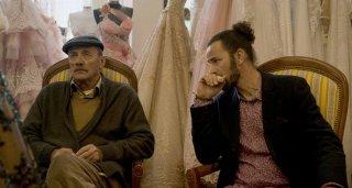 Wajib - Invito al matrimonio: Saleh Bakri e Mohammed Bakri in una scena del film