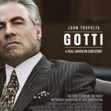 Gotti: John Travolta nella nuova locandina