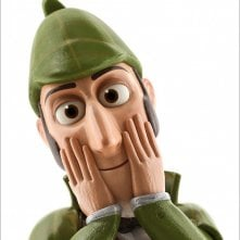 Sherlock Gnomes: il poster parodia di Deadpool