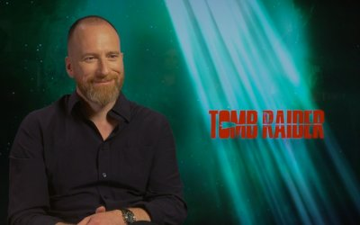 """Tomb Raider, il regista: """"Lara Croft? Non volevo sembrasse un cartone, quindi l'ho fatta sanguinare"""""""
