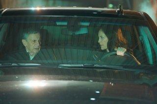X-Files: William B. Davis e Annabeth Gish nell'episodio Il figlio perduto