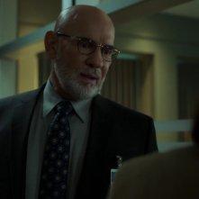X-Files: Mitch Pileggi nell'episodio Il figlio perduto