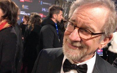 David di Donatello 2018: Spielberg, la DeLorean sul red carpet e la vittoria dei Manetti Bros.