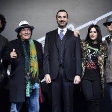 Albano, Francesco Renga, Costantino della Gherardesca, J-Ax e Cristina Scabbia per The Voice of Italy 2018