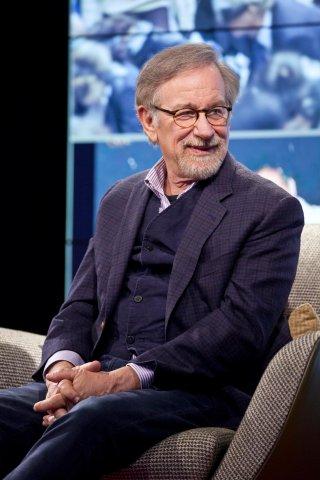 Ready Player One: Steven Spielberg durante la promozione del suo film