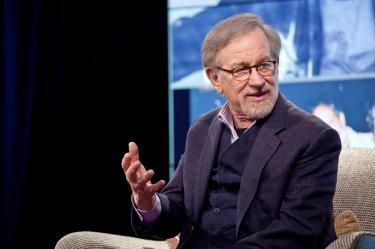 Ready Player One: Steven Spielberg durante la promozione del film