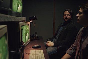 O Mecanismo: una scena della serie