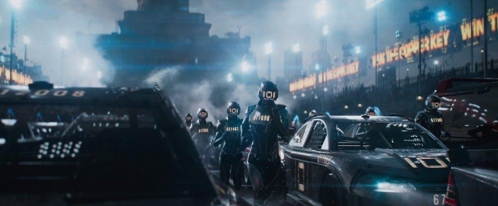 Ready Player One: un momento del nuovo film di Steven Spielberg