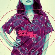 The Spy Who Dumped Me: il character poster di Mila Kunis