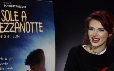 """Bella Thorne e Il sole a mezzanotte: """"Se ami qualcuno vuoi che sia felice anche senza di te"""""""