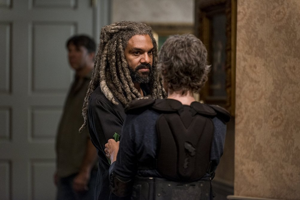 The Walking Dead: Khary Payton nell'episodio Do Not Send Us Astray