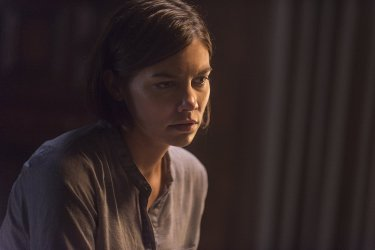 The Walking Dead: Lauren Cohan nell'episodio Do Not Send Us Astray