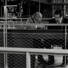 Gli indesiderati d'Europa: Euplemio Macrì e Pau Riba in un'immagine del film