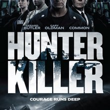 Locandina di Hunter Killer