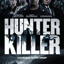 Locandina di Hunter Killer