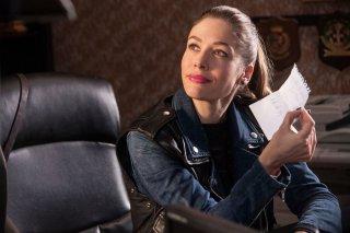 Tu mi nascondi qualcosa: Sarah Felberbaum in una scena del film