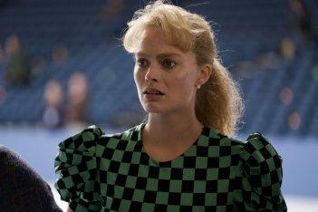 Tonya: Margot Robbie in una scena del film