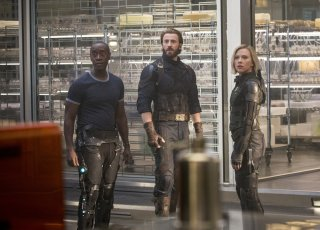 Avengers: Infinity War, una foto dei protagonisti