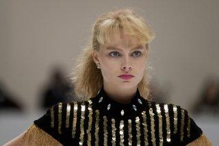 Tonya: Margot Robbie in un momento del film