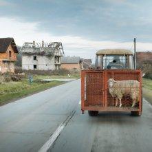 Untitled - Viaggio senza fine: una scena del film