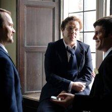 Trust:Norbert Leo Butz, Michael Esper e David Agranov in una scena