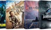 Su Amazon super offerta 3x20 sulle Steelbook Universal