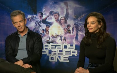 "Ben Mendelsohn e Hannah John-Kamen, i cattivi di Ready Player One: ""E.T. ci ha cambiato la vita"""