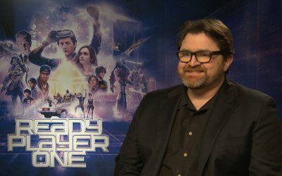 """Ernest Cline: """"Ready Player One? Non lo avrei scritto se non fossi cresciuto con i film di Spielberg"""""""