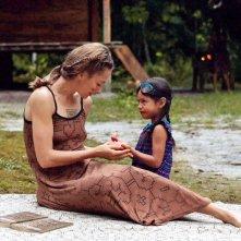 Icaros: A Vision, Ana Cecilia Stieglitz in un'immagine del film