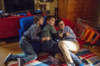 The Dangerous Book for Boys: i giovani protagonisti della serie