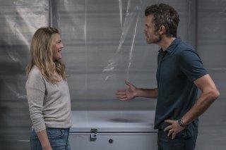 Santa Clarita Diet: i protagonisti Drew Barrymore e Timothy Olyphant