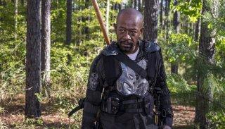 The Walking Dead: Lennie James nell'episodio Still Gotta Mean Something
