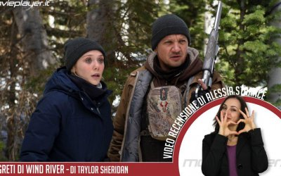 I segreti di Wind River - Video recensione