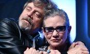 "Star Wars, Mark Hamill: ""Carrie Fisher è insostituibile!"""