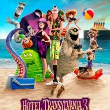 Locandina di Hotel Transylvania 3: Una vacanza mostruosa