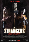 Locandina di The Strangers - Prey at Night