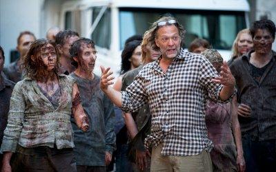 """The Walking Dead, Nicotero: """"Andrew Lincoln, un vero leader sul set. Potremmo passare dagli zombie ai vampiri?"""