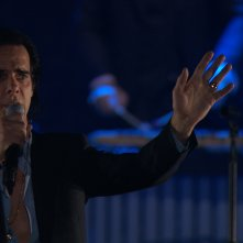 Distant Sky. Nick Cave & The Bad Seeds - Live in Copenaghen: Nick Cave in un momento del documentario