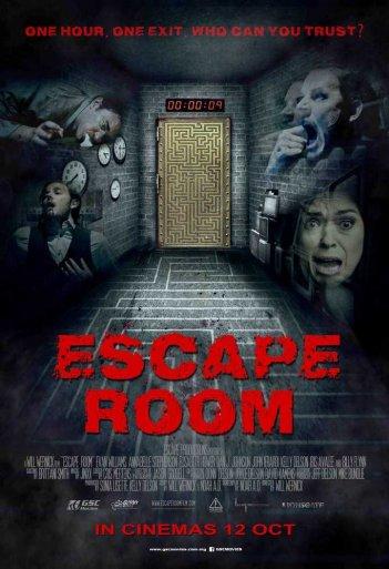 Locandina di Escape Room