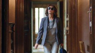 Il tuttofare: Elena Sofia Ricci in un momento del film