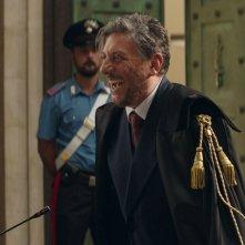 Il tuttofare: Sergio Castellitto in una scena del film
