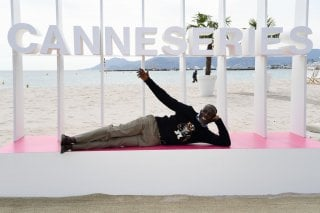 Michael K. Williams a Canneseries 2018
