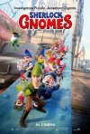 Locandina di Sherlock Gnomes