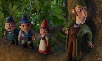 Sherlock Gnomes: un'immagine del film d'animazione