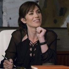Billions: Maggie Siff una scena della terza stagione