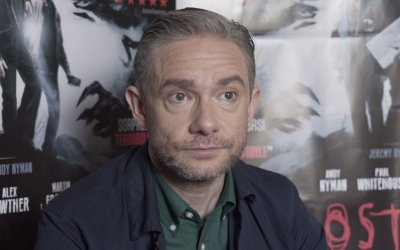 """Martin Freeman a Lucca: """"Il momento più terrificante sul set di Ghost Stories? L'elezione di Trump"""""""