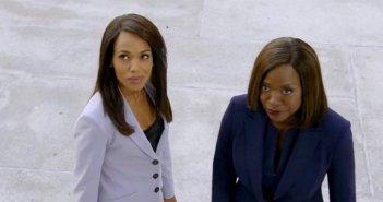 Le protagoniste del crossover tra Scandal e Le regole delitto perfetto