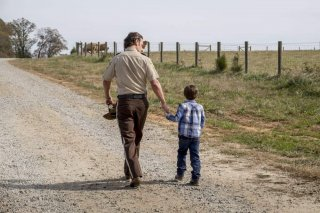 The Walking Dead: Andrew Lincoln nell'episodio Wrath