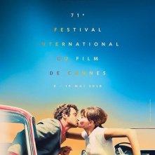 Cannes 2018: la locandina ufficiale