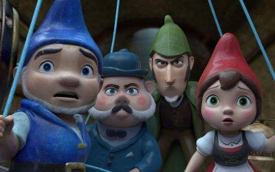 Sherlock Gnomes: il sequel di Gnomeo e Giulietta omaggia sir Arthur Conan Doyle